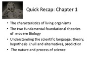 Biology 200A-Lecture 2A