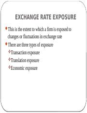 foreign exchange exposure.pptx