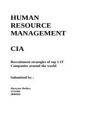 HUMAN RESOURCE MANAGEMENT 1211404 cia.docx