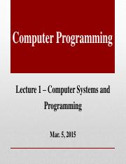 Lec1-Computer Systems and Programming.pdf