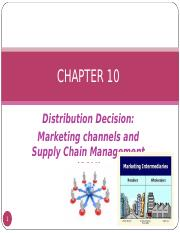 FHBM1124_Marketing_Chapter_10_11-Marketing_Channels.ppt