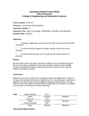 ECET105_W4_Lab_Cover_Sheet