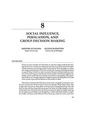 Social_Influence__Persuasion__and_Group_decision_making