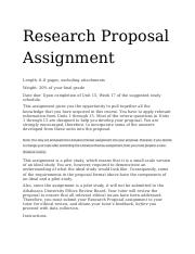 ResearchProposalAssignment3