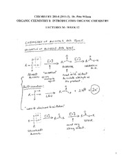 CHEM 281 2011-3 Lecture Notes 34 - WEEK 12
