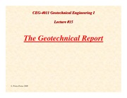 G1-Lecture15-The-Geotechnical-Report