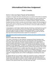 COLL148_W5_Informational_Interview_Assignment_Canaday