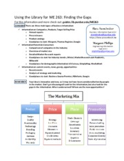 Lecture 4 - Market and Product Research - Parrish Library - Handout.pdf