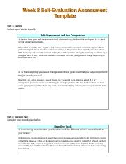 Week_8_Self_Evaluation_Template-MundyK.doc