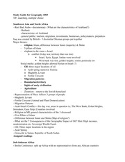 Study Guide for Geography Exam 3 (filled out)