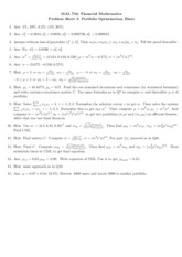 Practice Sheet 5 Answers