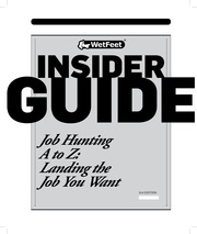 job-hunting-a-to-z-landing-the-job-you-want