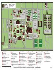 063017 Tjc 3d Map 11 22 1 Pdf Main Campus Map 1400 East Fifth