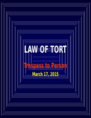 tort(trespass)18.ppt