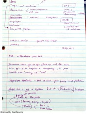 US Health Care System Class note