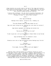 Othello Complete Script 1-3