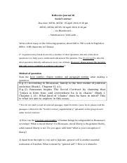 ugfh1000 short essay