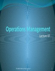 FOUN018 L7 Operations Management S1 2012.pptx