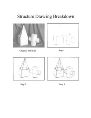 Structure Drawing Step by Step