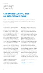 Can brands control their online destiny in China.pdf