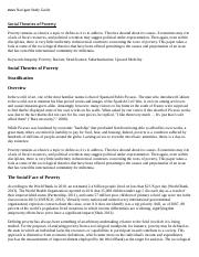 Social Theories of Poverty Research Paper Starter - eNotes.pdf