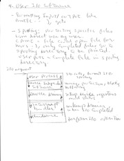 CPS 511 User IO Software Notes