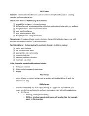 Ch 11 Notes (mental health).docx