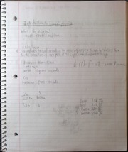 PS211 Introduction to General Physics Notes