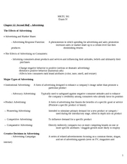 Study Guide #4