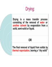 DryingSolutions