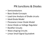 Lect12-Ch10-PNjunctions&Diodes