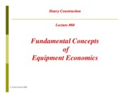 HC-Lecture60-Equipment-Economics