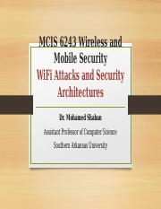 Lecture 5 - WiFi Security Mechanisms.pptx