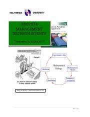 Coursework Booklet Guideline-BDS2074 Tri 2 2015-2016
