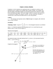 Math 121 Chapter3 Section1 Handout