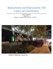 Replacement and Displacement_ The Legacy of Gentrification