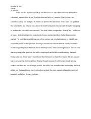 October 6 2017 Service learning essay.docx