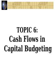 cash flows in capital budgeting.ppt