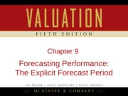 S_FIN461_Chapter_09_Forecasting_Performance