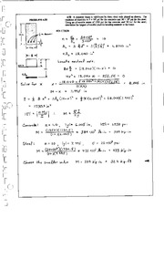 337_Mechanics Homework Mechanics of Materials Solution