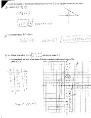 Factoring and Graphing Functions TEst