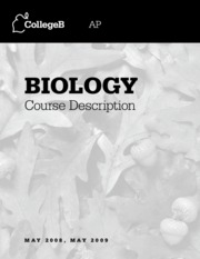 APBiologyGuide2008-2009