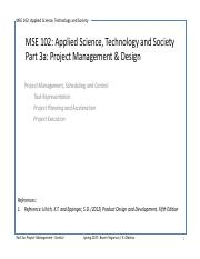 MSE 102 Part 03a_BF - Project Management and Design.pdf