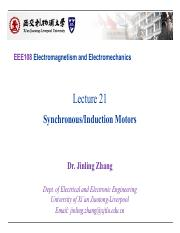 EEE108 Lectures21_Induction Machines_Upload.pdf