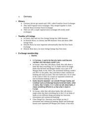 Germany Background Notes