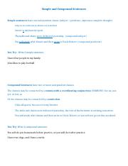 Copy of Simple and Compound Sentences.docx