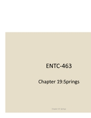 ENTC 463 Chapter 19 Lecture Notes-RK