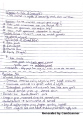 BUS 405- Roles of Government Notes