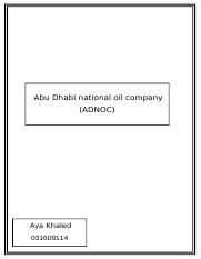 Abu Dhabi National Oil Company - P.O.Management.docx