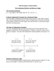 Math 120 chapter1section6 handout